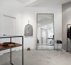 Sparse with large mirror