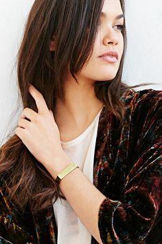 Echoes Of Culture Matter Cuff Bracelet