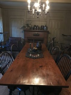 Early American Life Primitive Dining Rooms Primitive