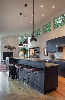 West Hills Remodel - contemporary - kitchen - portland - by Scott Edwards Architecture