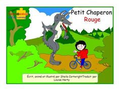 pass-compos-ou-imparfait-le-petit-chaperon-rouge by e_rine via Slideshare, Love this story. French Verbs, French Grammar, Ap French, Learn French, French Stuff, French Teaching Resources, Teaching French, French Practice, Charles Perrault