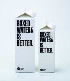maliara: Boxed water is better