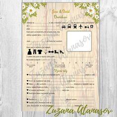 Wedding Decorations, Journal, Program, Day, Weddings, Projects, Wedding, Wedding Decor, Marriage