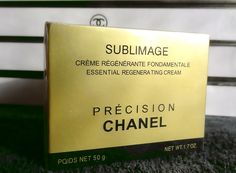 CHANEL Sublimage Essential Regeneration creme for sale online Chanel Sublimage, Christian Dior, Anti Wrinkle, Anti Aging Skin Care, Beauty Skin, Box, Essentials, Cards Against Humanity, Gift Sets
