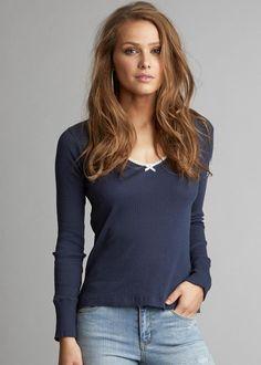 18b14b82559 Odd Molly T-shirt 118M-214 Rib Jersey l/s Top - dark