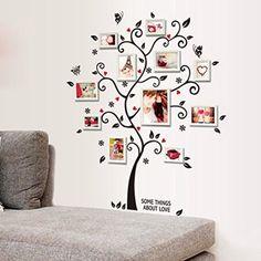 Muursticker boom, erg mooi voor foto's