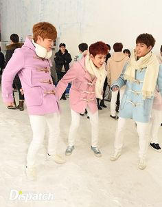 BTOB - The Winter's Tale 'BTS' ♡