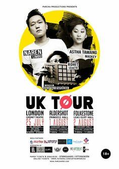 NePaLi MuSic UpDaTeS: Ma ek sapna tour 2014 with Astha Tamang Maskey with Rohit Shakya, Naren Limbu, Albatross #NepaliMusic #MaEkSapnaTour  http://nepali-musicupdates.blogspot.com/2014/07/ma-ek-sapna-tour-2014-with-astha-tamang.html