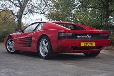 1992 Ferrari 512 TR - Silverstone Auctions