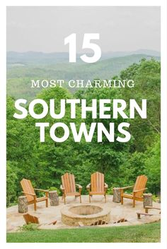 From the Blue Ridge Mountains to the Gulf of Mexico, these Southern towns are as scenic as they are hospitable, home to hiking trails, historic attractions and hidden-gem cafes just waiting to be discovered. These are the Southern vacations you simply can't miss! Travel Goals, Travel Usa, Travel Tips, Vacations In The Us, Mountain Vacations, Blue Ridge Mountains, Gulf Of Mexico, Hiking Trails, Trip Advisor