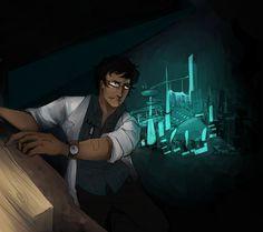 Welcome to Night Vale: Subterranean metropolis by adlibber.deviantart.com on @deviantART