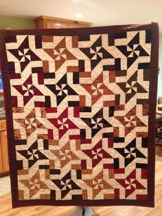 November 12 - Featured Quilts on 24 Blocks - 24 Blocks nice block - would be fun to try.