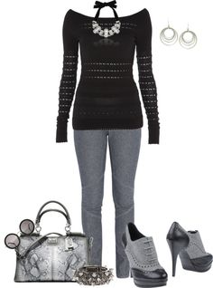 """""""Book Club Night"""" by statementbydnl ❤ liked on Polyvore"""