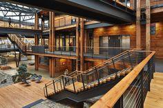Galería de Federal Center South Building 1202 / ZGF Architects - 1