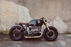 Another project will hit the roads from Anarchy Custom garage.  BMW R80 Scrambler stye(in our vision)  ENJOY!  photos by RR                 ...