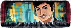 Rajkumar's 88th birthday! #GoogleDoodle