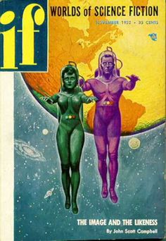 If: Worlds of Science Fiction 1952