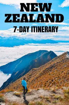 Planning a road trip in New Zealand? Check out this New Zealand 7-day itinerary to find out the best way to spend 7 days in New Zealand + everything you need to know to do your own self drive road trip. #newzealand #roadtrip #7dayitinerary #newzealand7dayitinerary #southisland #newzealandsouthisland #queenstown #christchurch #laketekapo #wanaka