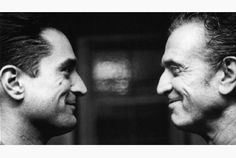 Robert De Niro Jr. and his late father, Robert De Niro Sr., who is the subject of an upcoming documentary on HBO.