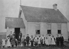 Kaleida School Manitoba 1896