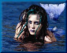 Mermaids are not as they seem - Models Female Wallpaper ID 394829 - Desktop Nexus People Magical Creatures, Sea Creatures, Mermaids And Mermen, Gone Fishing, Through The Looking Glass, Sirens, Human Body, Fairy Tales, Artist