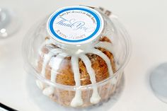 Nothing Bundt Favor Cake Wedding Favors, Party Favors, Wedding Cakes, Wedding Ideas, Nothing Bundt Cakes, St Peter And Paul, Dream Wedding, Place Cards, Party Ideas
