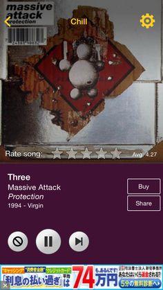 Three by Massive Attack on AccuRadio