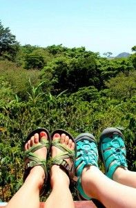 Best Shoes for Costa Rica: Beach, Jungle and Mountain