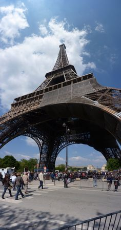 Parijs Eiffeltoren mei 2010