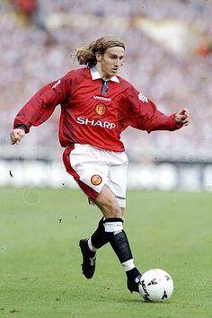 Karel Poborsky, Manchester United