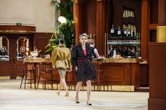 The Atmosphere at Chanel Fall 2015 Ready-to-Wear