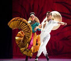 Ballet Folklorico de Mexico.  Beautiful!