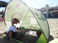 Tente anti-UV Babymoov