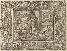 Ovid: Virgil Solis, Edition 1581, imago VII.,5; Repro: Hans-Jürgen Günther