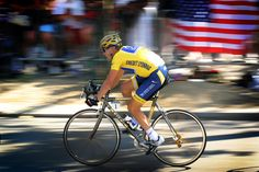 Lance Armstrong (born September 18, 1971) - former professional road racing cyclist, founder and chairman of the Lance Armstrong Foundation for cancer support. He has won the Tour de France a record seven consecutive times after having survived testicular cancer.