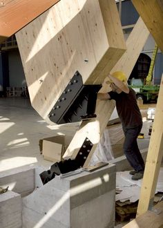 Hot prospects for glulam - Image5 - Timber and Sustainable Building