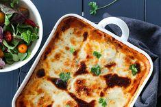 MOUSSAKA | TRINES MATBLOGG Moussaka, Frisk, Mozzarella, Quiche, Mashed Potatoes, Macaroni And Cheese, Pizza, Squash, Breakfast