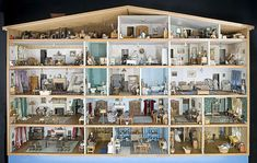 Vintage Doll House - one of America's favorite dollhouses.