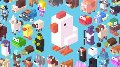Crossy Road Characters List: How to Unlock Everything - Gamezebo