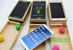 Brand New Samsung Galaxy Note 3 III White ★ Factory Unlocked★ International Version Unlocked Smartphones, Smartphones For Sale, Unlocked Phones, New Samsung Galaxy, Galaxy Note 3, Notes, Report Cards, Notebook