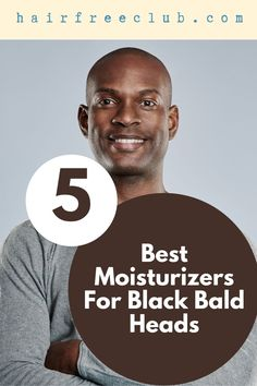 Black bald heads need moisturizer because any skin exposed to the elements (sun, wind, cold) is prone to becoming dry. Hair Free Club reviewed 5 moisturizers that are best suited. We have highlighted each product's features, the pros and cons and the product we feel is the best choice. Once you are familiar with each product you will feel confident in making your purchase and be pleased with the results. Download the report… #moisturizersbaldheads #blackbaldheads #moisturizersblackbaldheads Scalp Moisturizer, Cracked Skin, Bald Heads, Dry Scalp, Hair Care Tips, Moisturizers, Flawless Skin, Free Hair, Look At You
