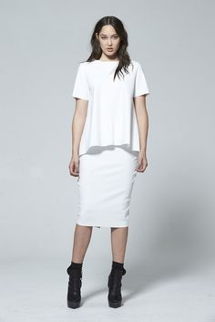 Shop luxury women's designer clothes new season collection from renowned NZ fashion designer at taylor boutique online, worldwide delivery. Spring Summer 2015, Online Boutiques, Shirt Dress, Clothes For Women, Skirts, Fashion Design, Shopping, Collection, Black