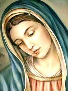 Divine Mother, Blessed Mother Mary, Blessed Virgin Mary, Religious Images, Religious Art, Sainte Rita, Virgin Mary Art, Hail Holy Queen, Madonna Art