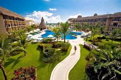 Catalonia, Yucatan in Mexico (actually, I am going there in November - can't wait!)