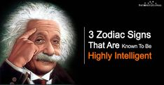 There are many ways in which the zodiac signs are different from each other and have qualities that set them apart in multiple ways. There is no other Zodiac sign that handles conflict like Libra but at the same time, they cannot be as methodical as Virgos. 3 Zodiac Signs That Are Known To Be Highly Intelligent