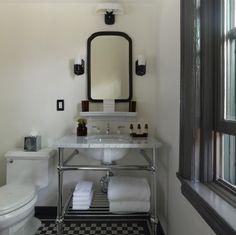 remodelista bathroom - Google Search