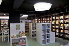 La aldea biomarket by Intra Arquitectos, Corunna – Spain » Retail Design Blog