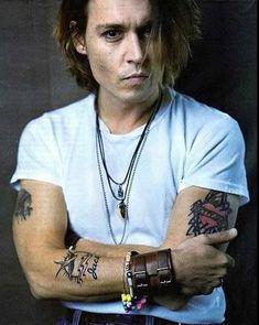 ジョニーデップのタトゥーの意味って?息子ジャックへの愛?   ジョニーデップ ファンブログ!