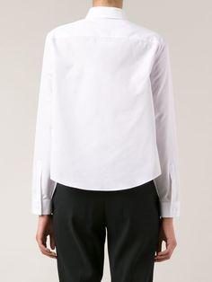Viktor & Rolf Asymmetrical Frill Shirt - Laboratoria - Farfetch.com