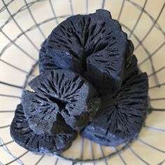using japanese white charcoal in your home...a natural way to remove odors and humidity